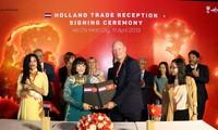 Belanda memperhebat kerjasama dengan Kota Ho Chi Minh dan daerah-daerah di Vietnam