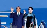 PM Vietnam, Nguyen Xuan Phuc memulai kunjungan resmi di Rumania