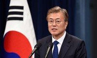 Presiden Republik Korea melakukan perlawatan di tiga negara Asia Tengah