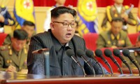 Pemimpin RDRK, Kim Jong-un menjadi Panglima Tertinggi Angkatan Bersenjata RDRK