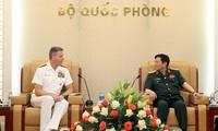 Mendorong kerjasama pertahanan Viet Nam – AS