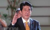PM Jepang, Shinzo Abe mengunjungi Eropa dan Amerika Utara