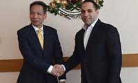 Bulgaria mendukung penandatanganan Perjanjian Perdagangan Bebas Uni Eropa - Vietnam