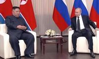 Pertemuan Puncak Rusia-RDRK: Dua pemimpin menilai tinggi hasil perbahasan