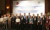 """Lokakarya """"Masa bakti Keketuaan ASEAN tahun 2020 dari Vietnam Rekomendasi tentang prioritas-prioritas"""""""