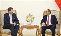 PM Vietnam, Nguyen Xuan Phuc menerima Ketua Kamar Ekonomi Austria