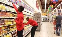 Kementerian Industri dan Perdagangan Vietnam mendorong barang-barang Vietnam ke super market Afrika Selatan