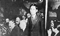 """Mengumumkan film """"Ho Chi Minh: sketsa potret dari seorang politikus"""""""