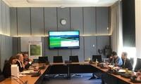 Delegasi Komisi Perundang-undangan MN melakukan kunjungan kerja di Belanda