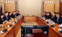 Kota Ho Chi Minh dan Singapura mendorong kerjasama perkembangan teknologi tinggi