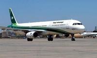 Maskapai penerbangan nasional Irak mengadakan kembali misi penerbangan ke Suriah setelah 8 tahun