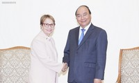PM Vietnam, Nguyen Xuan Phuc menerima Menteri Pertanian Brasil