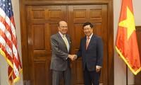 Vietnam – AS terus mendorong kerjasama ekonomi – perdagangan - investasi dan pertahanan