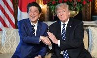 Pembicaraan Jepang-AS yang pertama dalam periode kekaisaran Reiwa