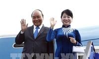 PM Nguyen Xuan Phuc memulai kunjungan resmi di Kerajaan Swedia