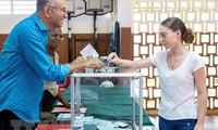 Pemilihan EP 2019: Pemilih Eropa ikut serta pada hari pemungutan suara yang menentukan