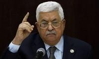 Palestina terus mencela Rencana Damai di Timur Tengah dari AS