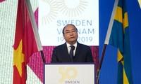 Forum badan usaha Vietnam – Swedia