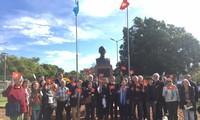 Argentina memuliakan Presiden Ho Chi Minh