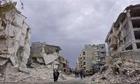 AS-Israel-Rusia membenarkan rencana melakukan persidangan trilateral untuk membahas situasi Suriah