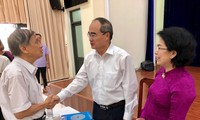 Bersatu untuk membangun perkembangan Kota Ho Chi Minh
