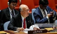 Jepang percaya bahwa Vietnam akan memberikan sumbangan baik kepada DK PBB