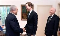 AS bisa menunda pengumuman rencana damai Timur Tengah