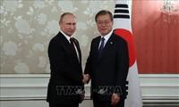 Rusia dan Republik Korea sepakat memulai kembali dialog AS-RDRK