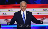 Mantan Wakil Presiden Biden melampaui Preside Trump dalam jajak pendapat