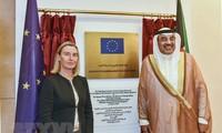 Uni Eropa memperkuat intervensi terhadap Timur Tengah
