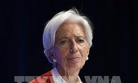 Direktur Jenderal IMF menyampaikan surat permintaan mengundurkan diri