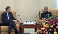 Vetnam dan AS mendorong kerjasama dalam mengatasi akibat zat racun kimia pasca perang