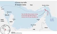 Eskalasi ketegangan berkelanjutan di Selat Hormuz