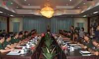 Memperkuat kerjasama pertahanan Vietnam-Laos