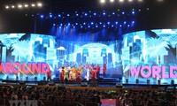 Festival Musik Besar Vietnam-Jepang: menuju ke kerjasama untuk bersama berkembang demi satu dunia yang damai dalam zaman baru