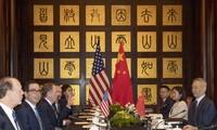 AS dan Tiongkok melakukan perundingan mengenai masalah-masalah perdagangan yang sulit