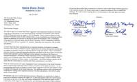 Empat Senator AS menyampaikan surat untuk berseru kepada Menlu Mike Pompeo supaya berbicara tentang masalah Laut Timur