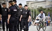 Rusia mengganyang intrik serangan teror IS
