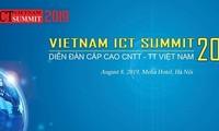 """Forum Tingkat Tinggi Teknologi informasi 2019: """"Transformasi digital demi Vietnam yang perkasa"""