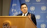 Venezuela meminta kepada PBB supaya memberikan reaksi terhadap perintah embargo AS