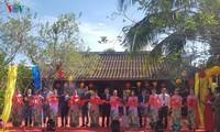 Pembukaan Festival Budaya Sutra dan Kain Ikat Vietnam-Dunia