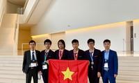 Vietnam meraih dua medali emas  Olimpiade Informatika Internasional