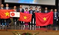 Vietnam mencapai prestasi tinggi di Olimpiade Astronomi dan Astrofisika Internasional