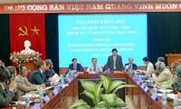 Meningkatkan hasil guna kerjasama internasional terkait dengan strategi perkembangan baru