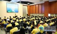 Vietnam menghadiri festival temu pergaulan pemuda terkemuka Tiongkok-ASEAN ke-7 di Provinsi Hai Nan