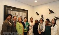 Vietnam dan Afrika Selatan memperkuat kerjasama demi perkembangan perempuan