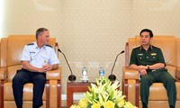 Mempertahankan hubungan pertahanan Vietnam-AS secara praksis dan berhasil-guna