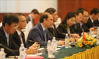 Pembukaan sidang SOM Komisi gabungan ke-17 tentang kerjasama ekonomi, kebudayaan, ilmu pengetahuan dan teknologi Vietnam-Kamboja