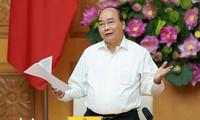 PM Nguyen Xuan Phuc: Strategi, Orientasi sosial-ekonomi harus memanifestasikan hasrat perkembangan