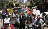 AS membuka kemungkinan mengumumkan rencana damai Timur Tengah sebelum pemilihan di Israel